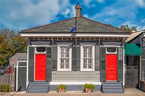 Our Family of French Quarter Townhouses
